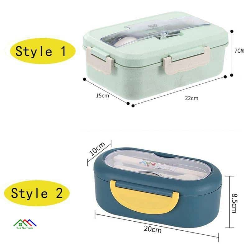 Dinnerware Food Storage Container Lunch Box On Sale Kitchen Lunch Box