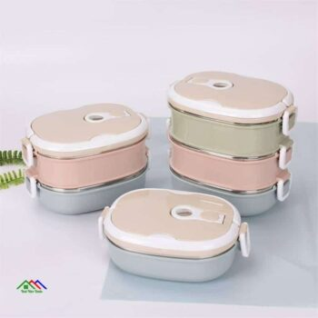 Stainless Steel Portable Lunch Box for Kids On Sale Kitchen Lunch Box