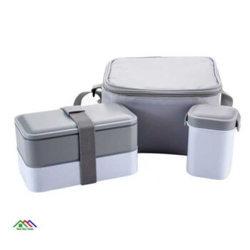 Japanese Style Lunch Box Set Double Layer On Sale Kitchen Lunch Box