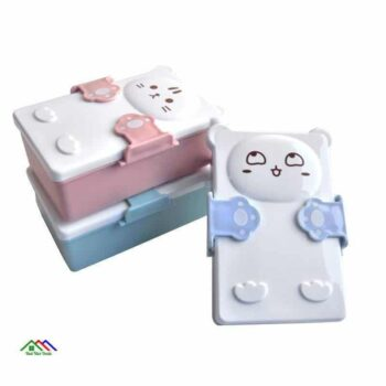 3D Kitten Plastic Sandwich Lunch Box On Sale Kitchen Lunch Box