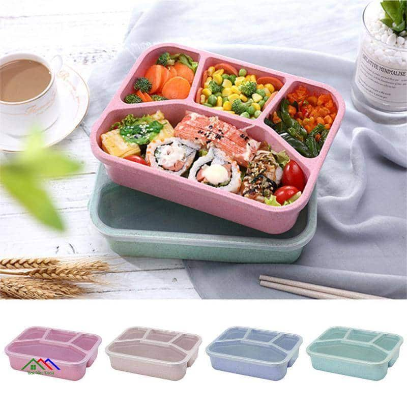 Healthy Material Food Storage Lunch Box On Sale Kitchen Lunch Box