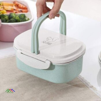Portable Picnic School Lunch Box Kitchen Lunch Box