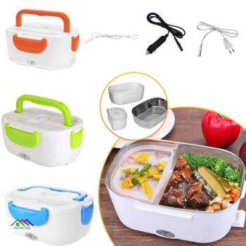 Electric Food Storage Lunch Box Kitchen Lunch Box