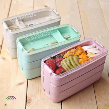 Dinnerware Lunch Box Food Storage Kitchen Lunch Box