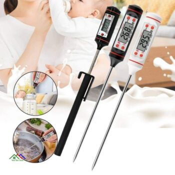 Electronic Digital Kitchen Cooking Food Thermometer Kitchen Kitchen Thermometers