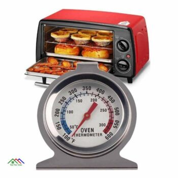 Stainless Steel Food Meat Kitchen Oven Thermometer Kitchen Kitchen Thermometers